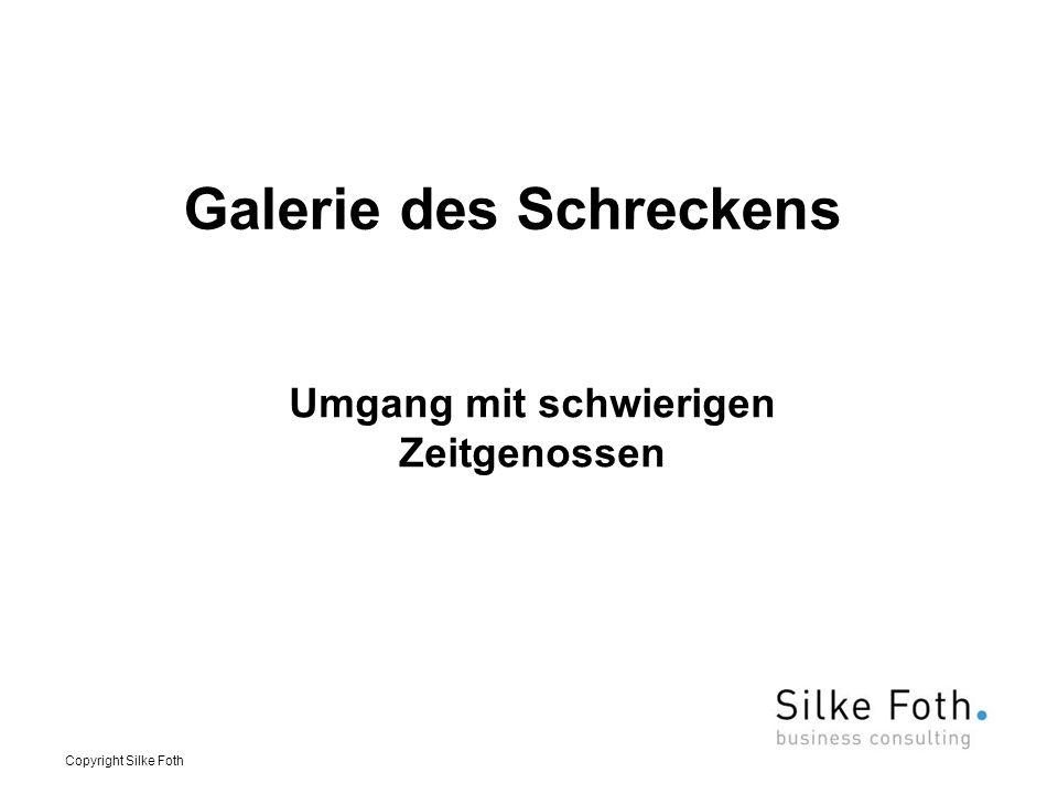 Galerie des Schreckens
