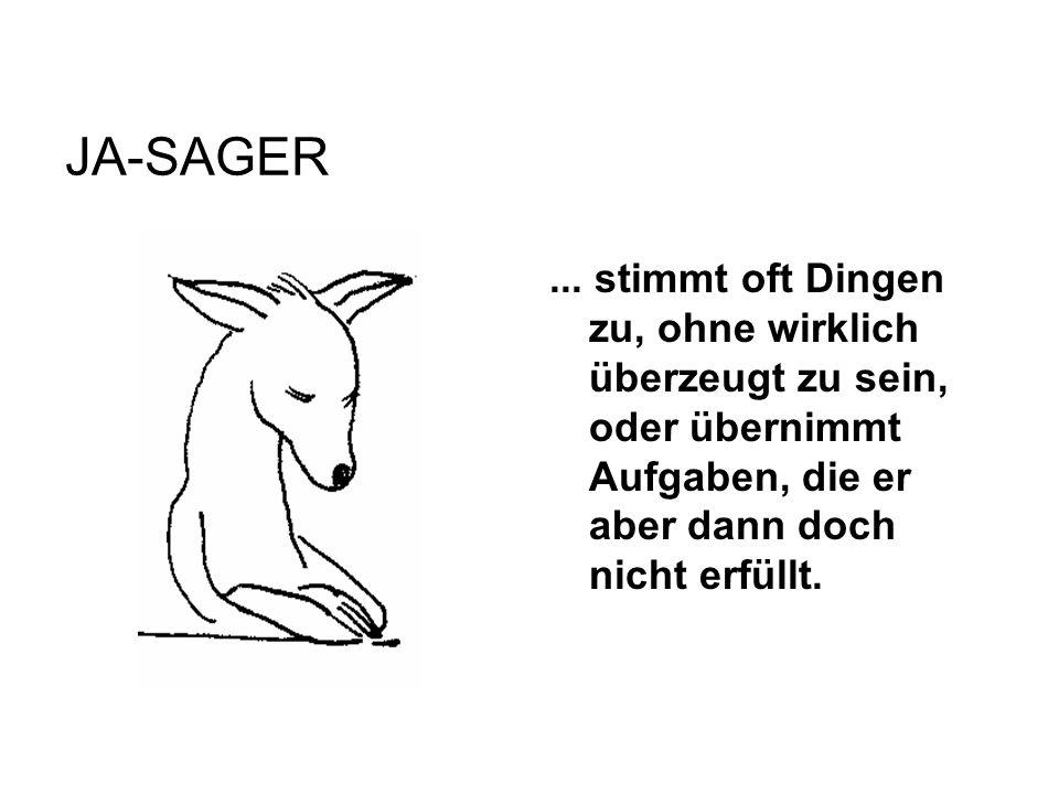 JA-SAGER ...