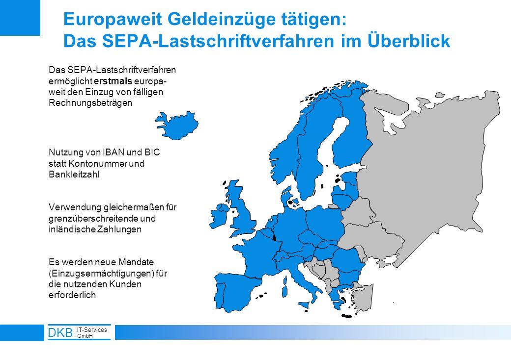 Europaweit Geldeinzüge tätigen: Das SEPA-Lastschriftverfahren im Überblick