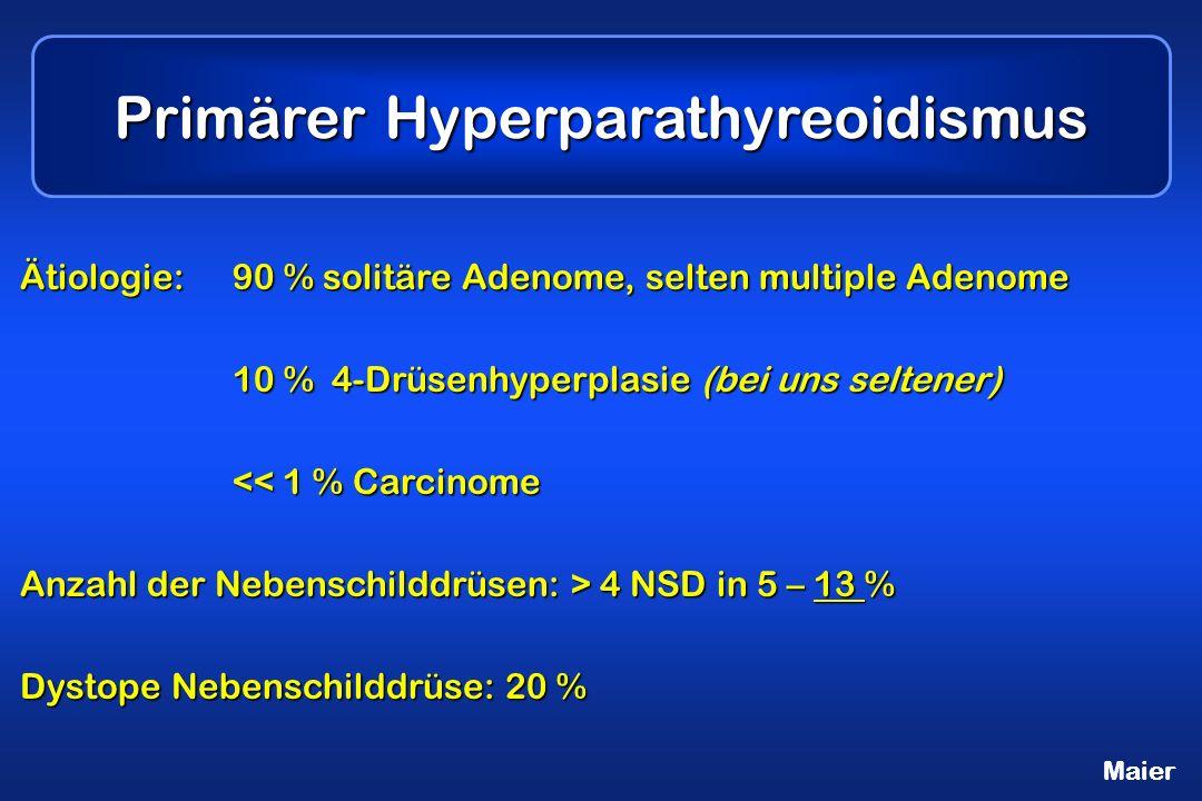 Primärer Hyperparathyreoidismus