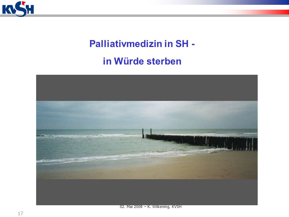 Palliativmedizin in SH -