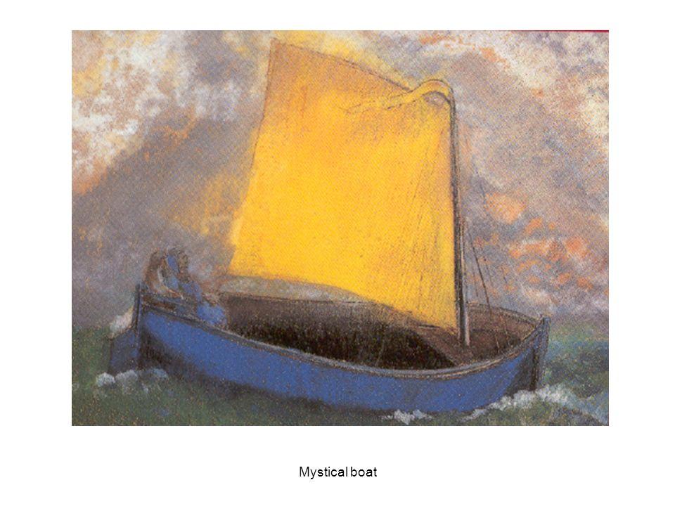 Mystical boat