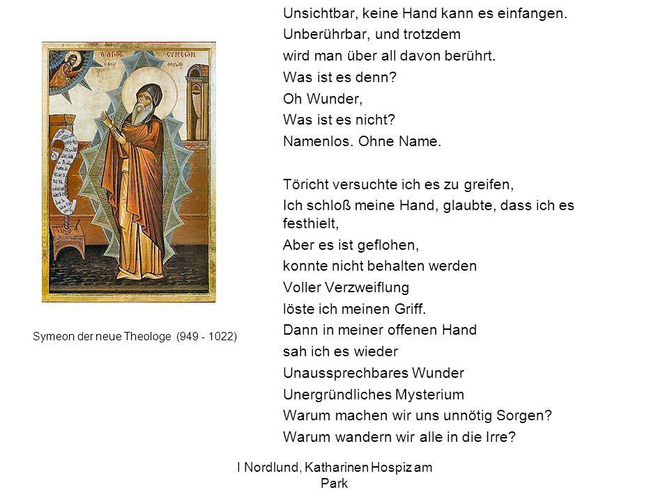 Symeon der neue Theologe (949 - 1022)