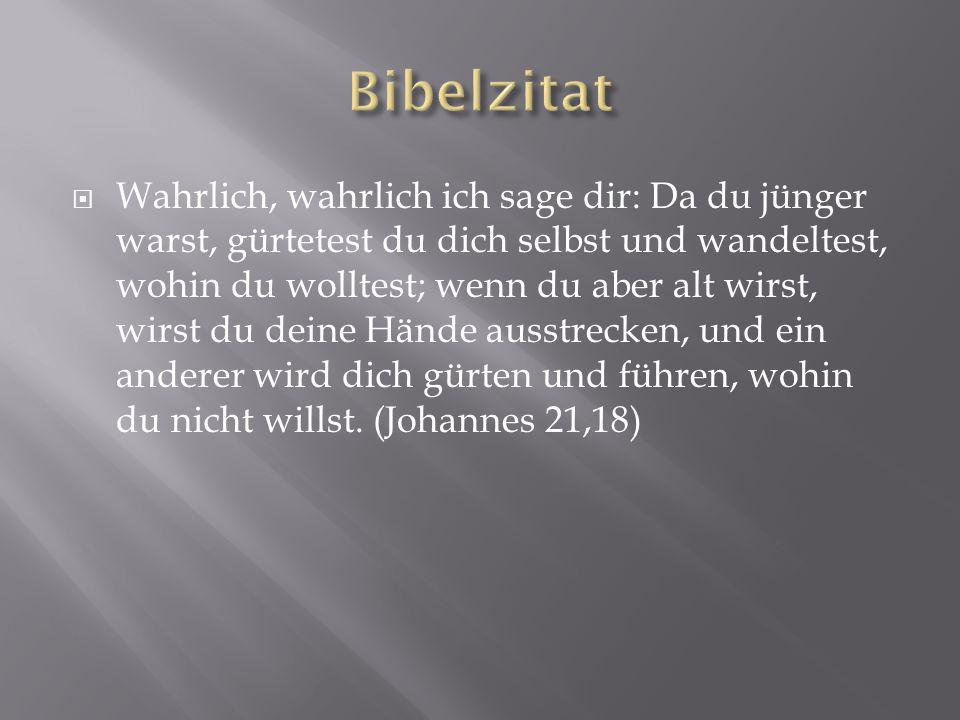 Bibelzitat