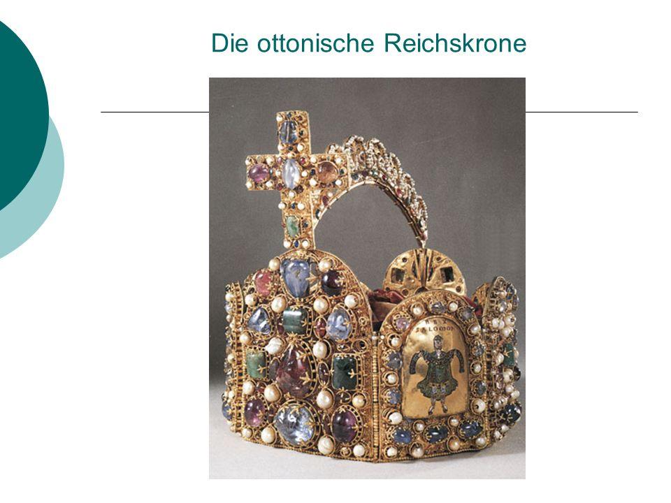 Die ottonische Reichskrone