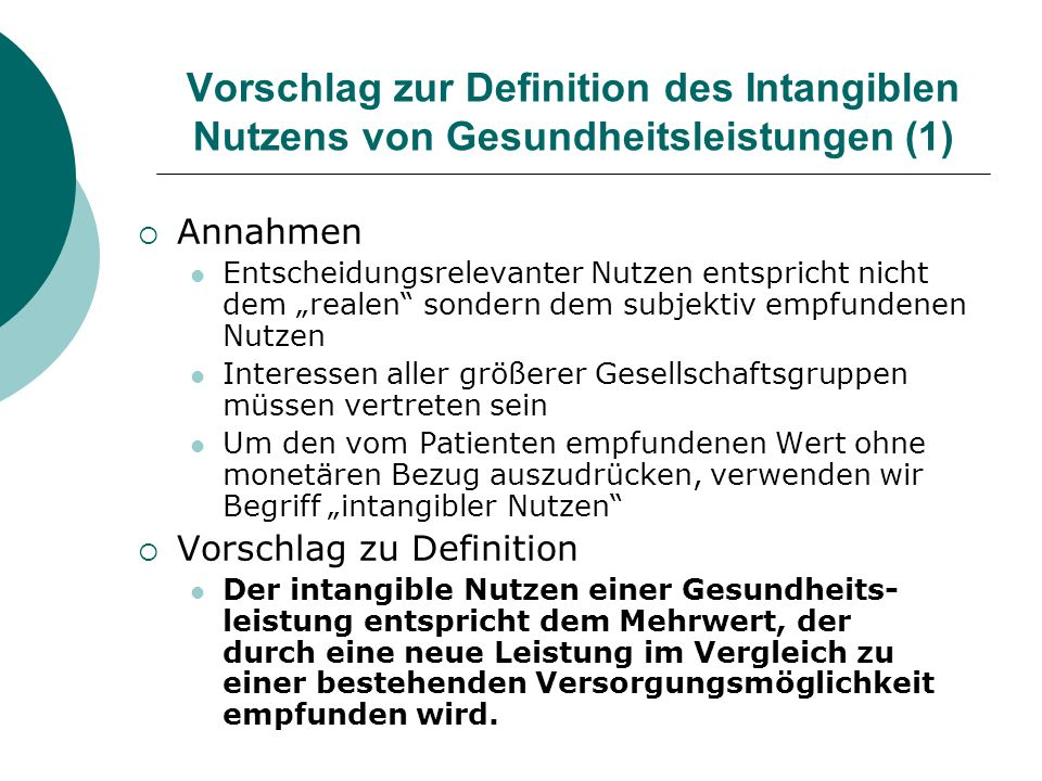 konzept des nutzens in der medizin prof dr franz porzsolt ppt video online herunterladen. Black Bedroom Furniture Sets. Home Design Ideas