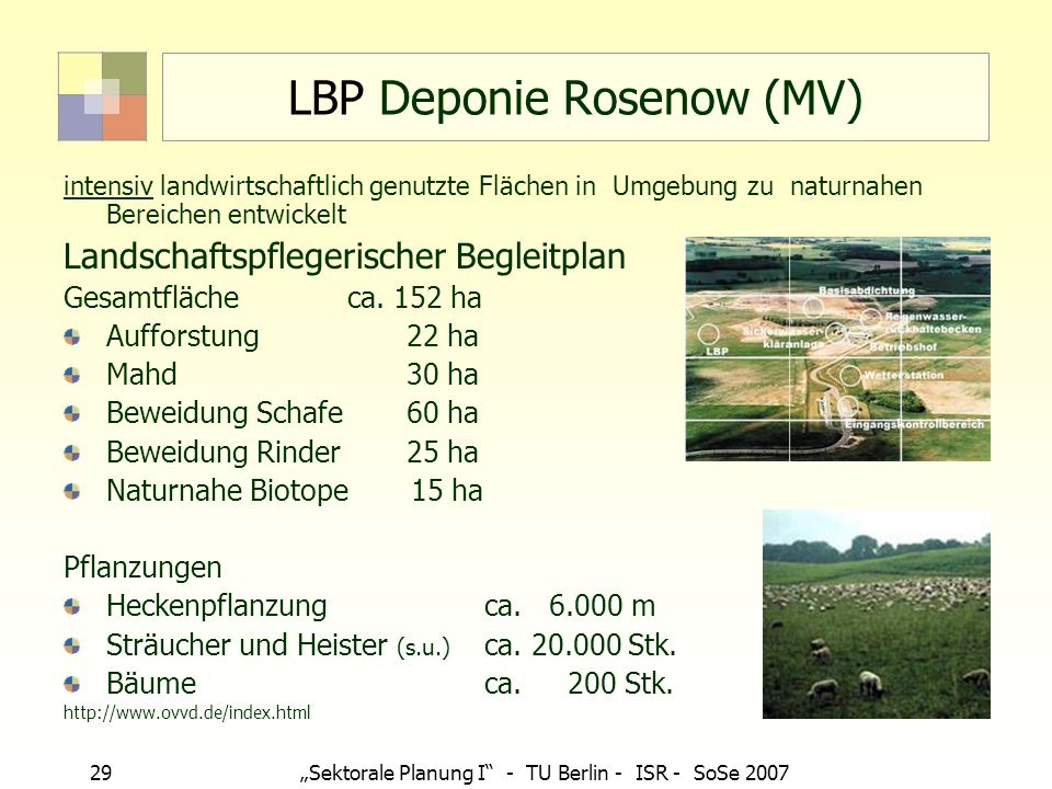 LBP Deponie Rosenow (MV)