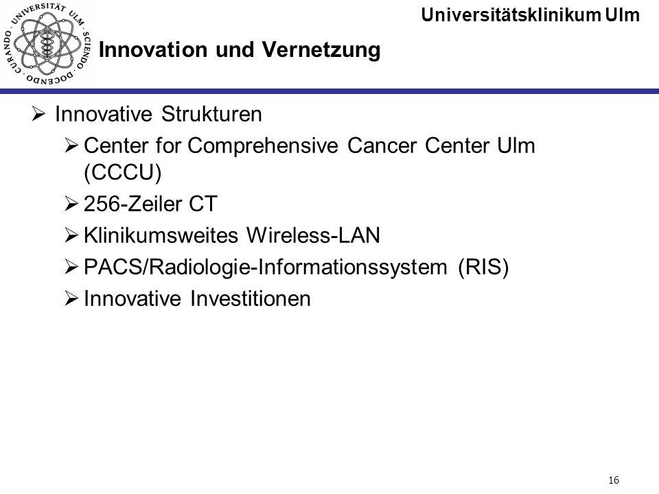 Innovation und Vernetzung