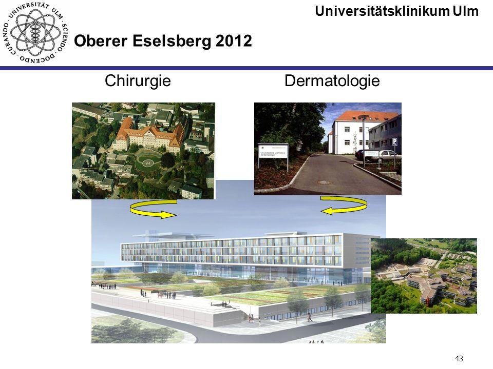 Oberer Eselsberg 2012 Dermatologie Chirurgie Seite #