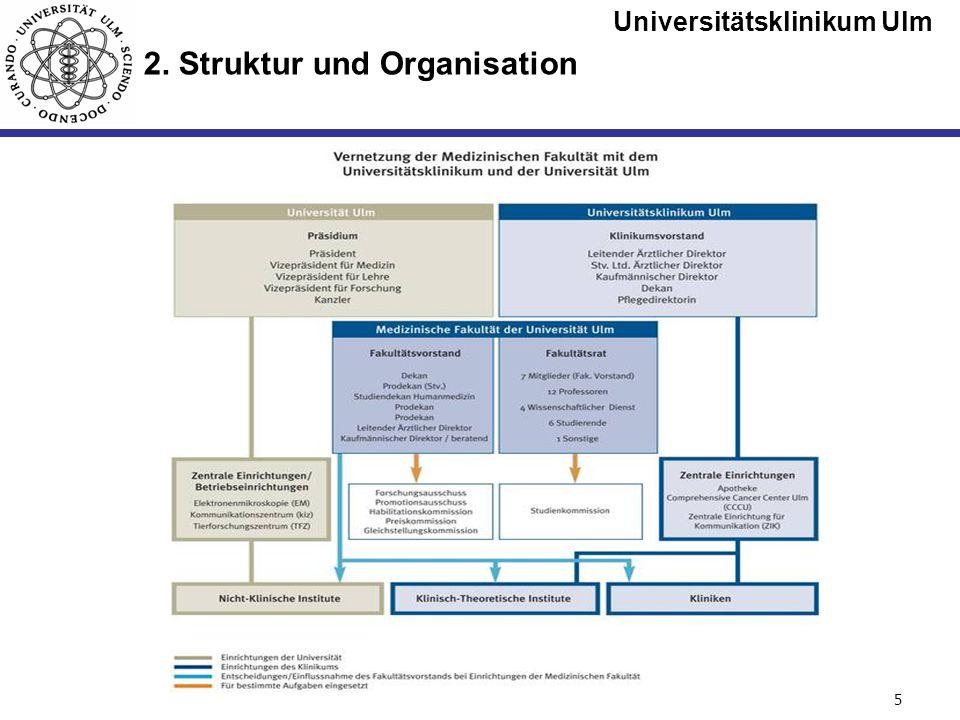 2. Struktur und Organisation