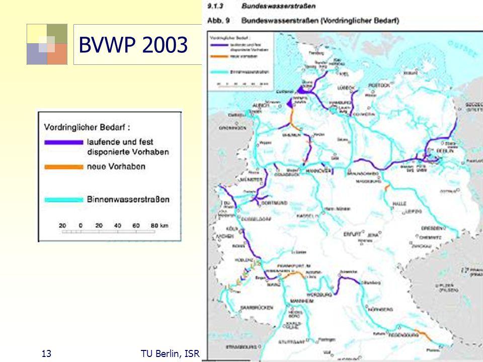 "BVWP 2003 13 TU Berlin, ISR SoSe 2004 ""Bodennutzungsplanung II"