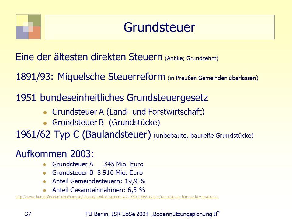 Grundsteuer Eine der ältesten direkten Steuern (Antike; Grundzehnt)