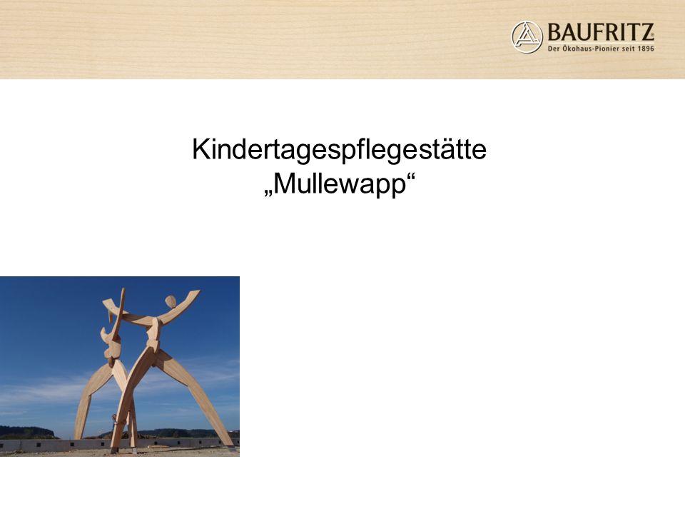 """Kindertagespflegestätte """"Mullewapp"""