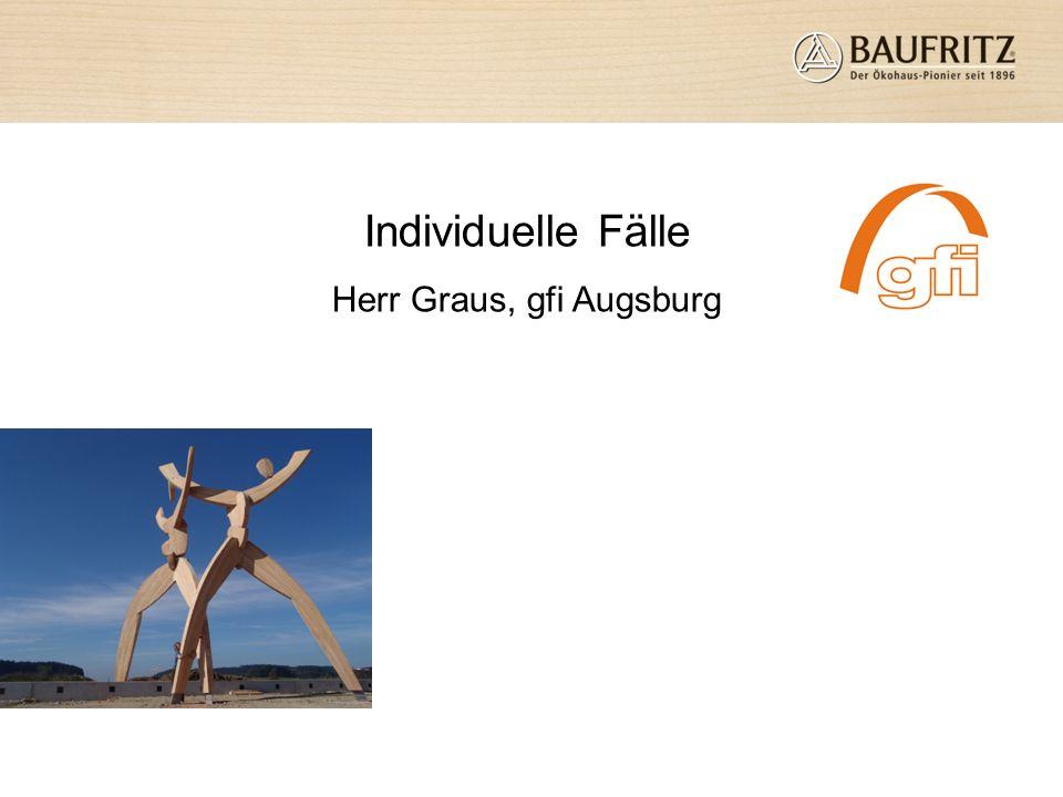 Herr Graus, gfi Augsburg