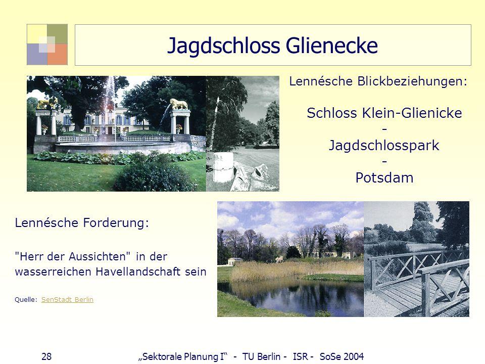 Jagdschloss Glienecke