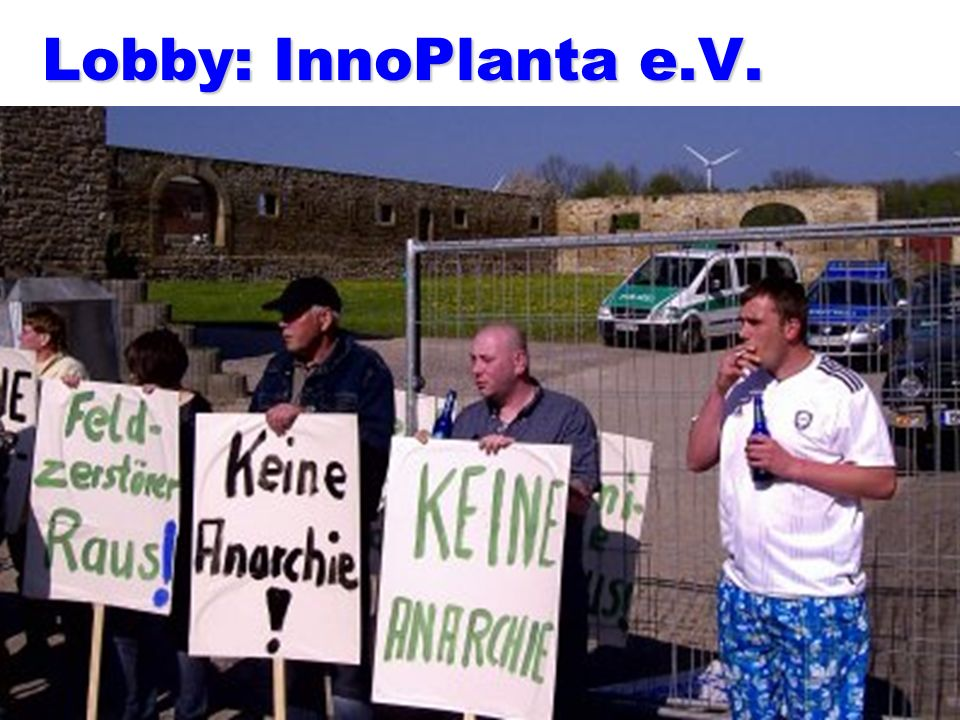 Lobby: InnoPlanta e.V.