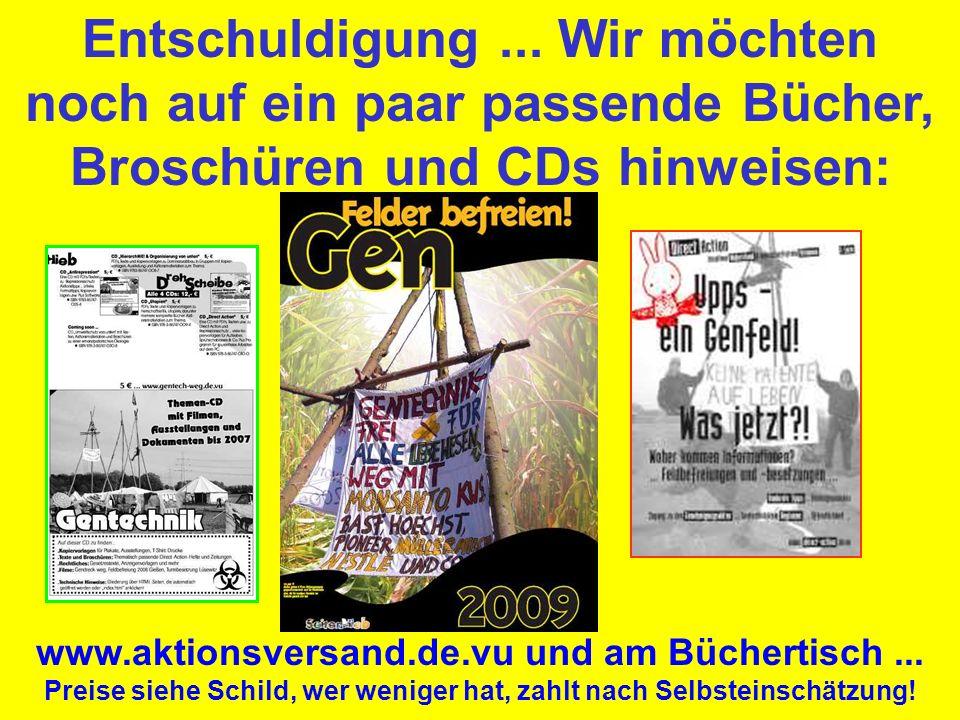 Was bleibt www.gentech-weg.de.vu