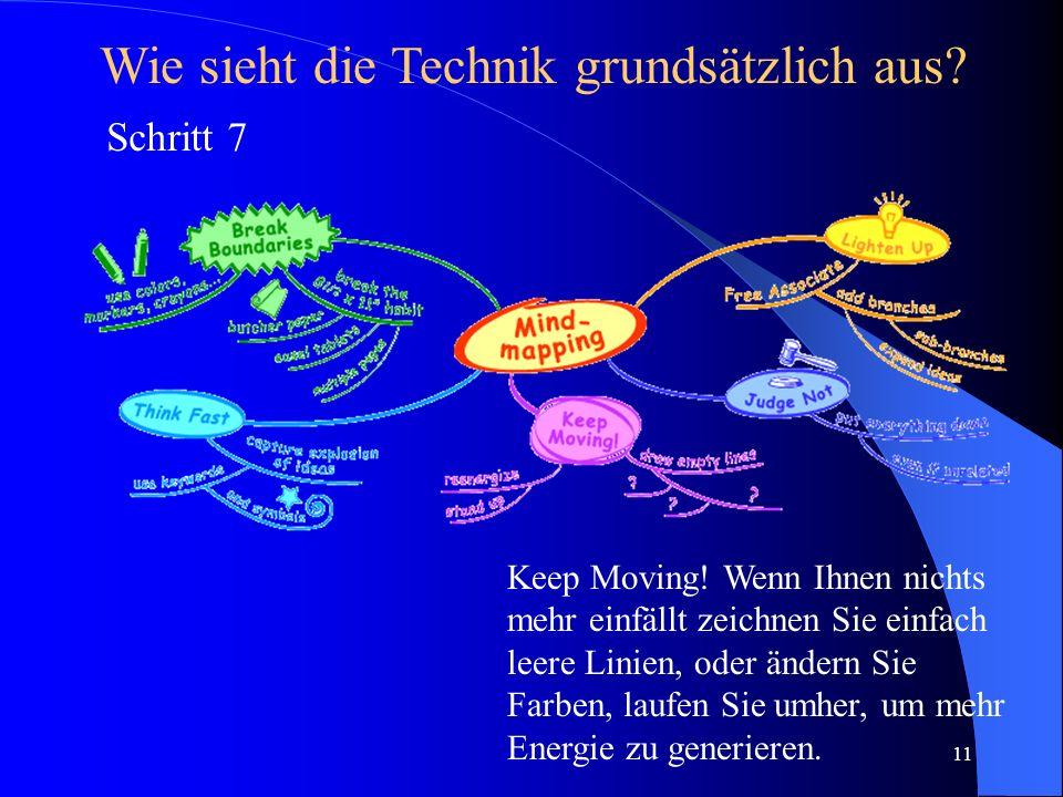 Wie sieht die Technik grundsätzlich aus