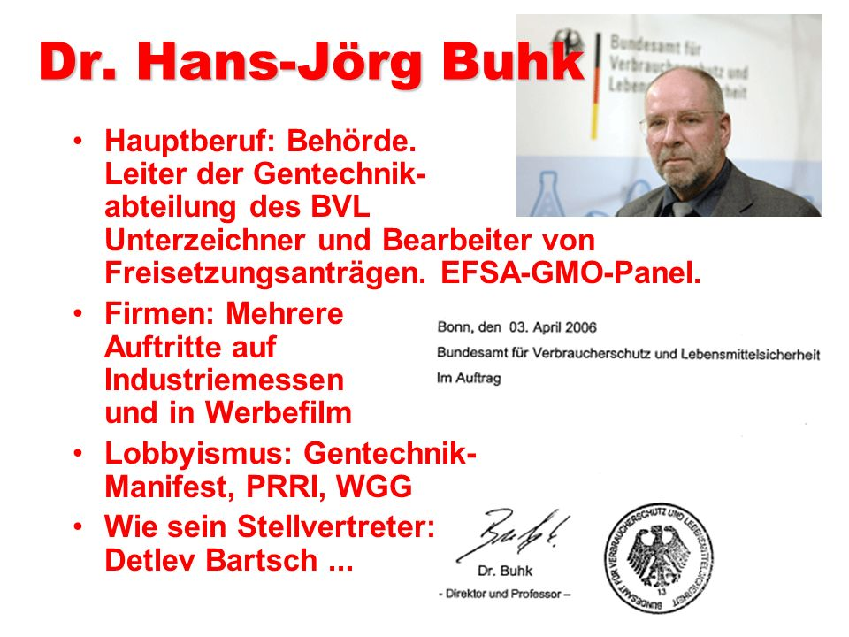 Dr. Hans-Jörg Buhk