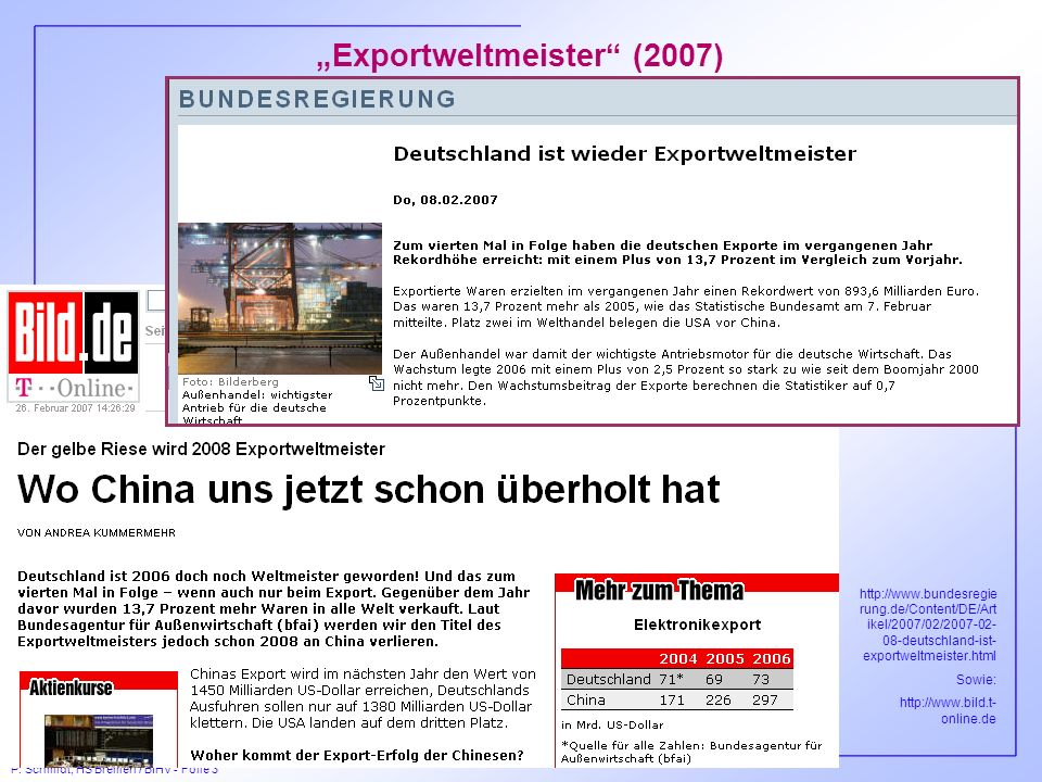 """Exportweltmeister (2007)"