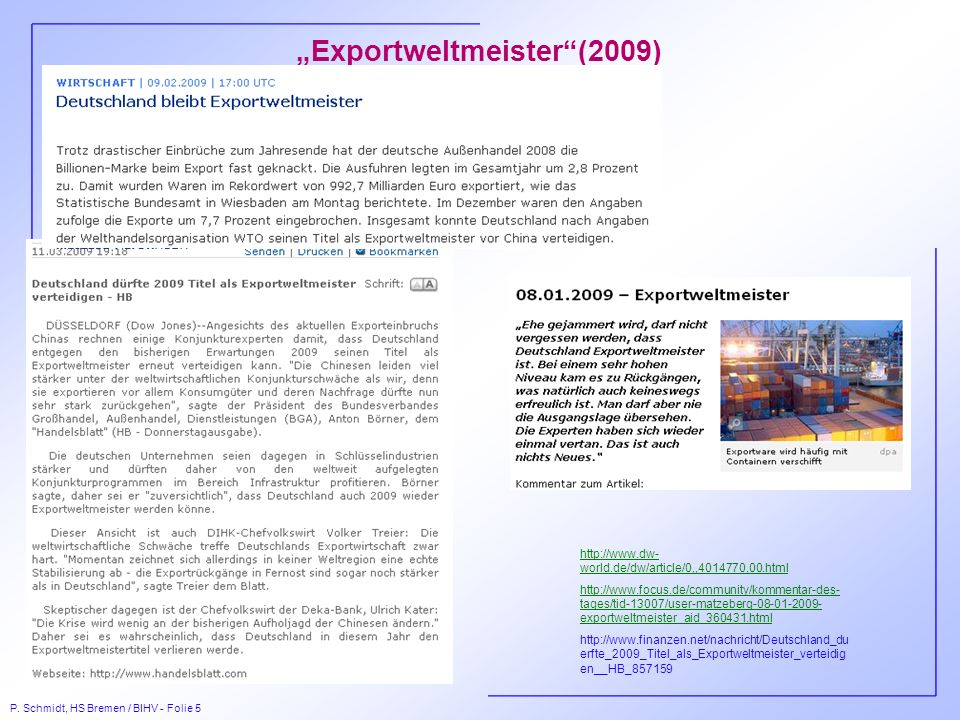 """Exportweltmeister (2009)"