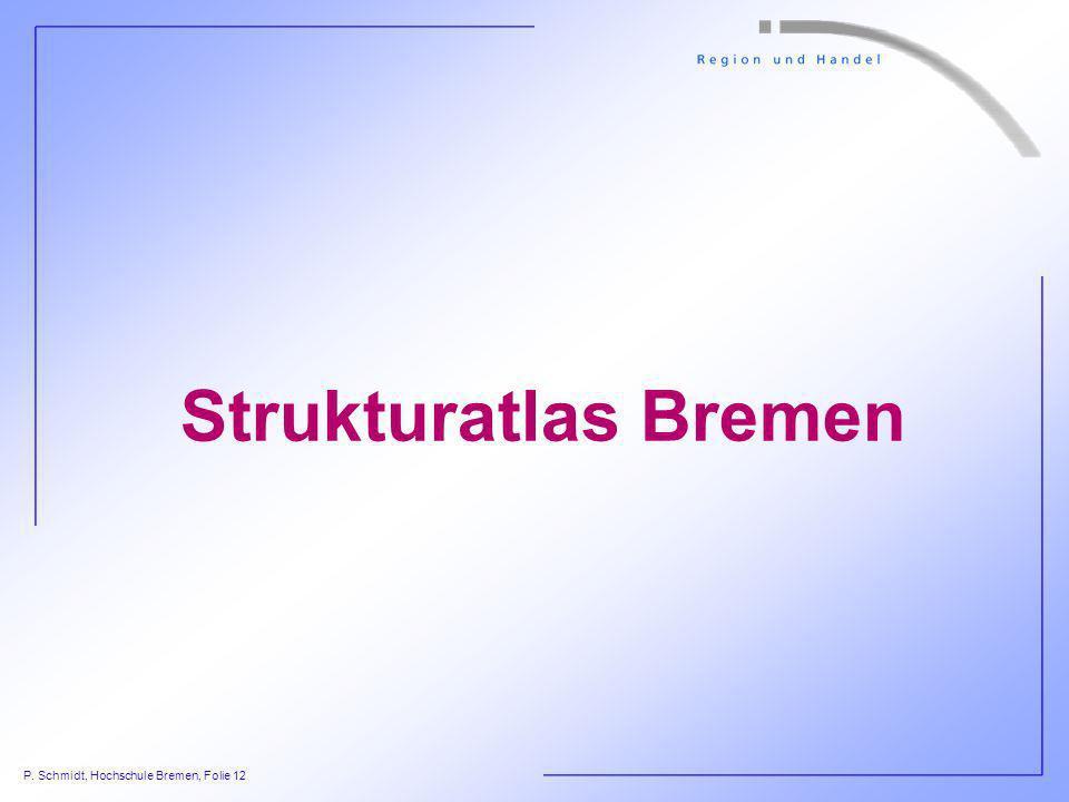 Strukturatlas Bremen
