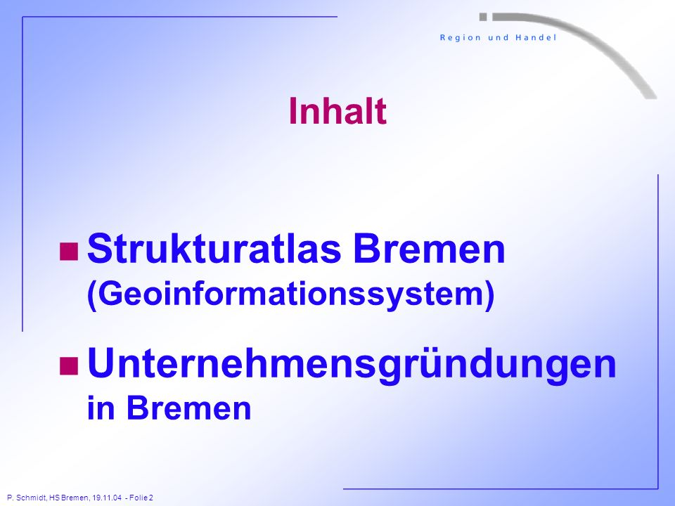 Strukturatlas Bremen (Geoinformationssystem)