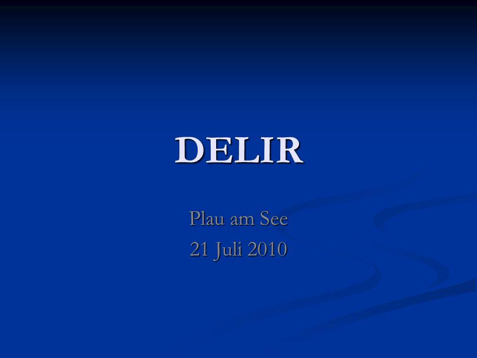 DELIR Plau am See 21 Juli 2010