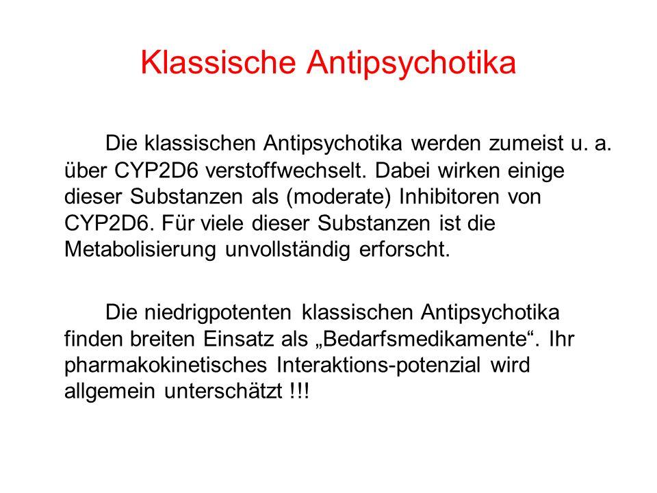 Klassische Antipsychotika