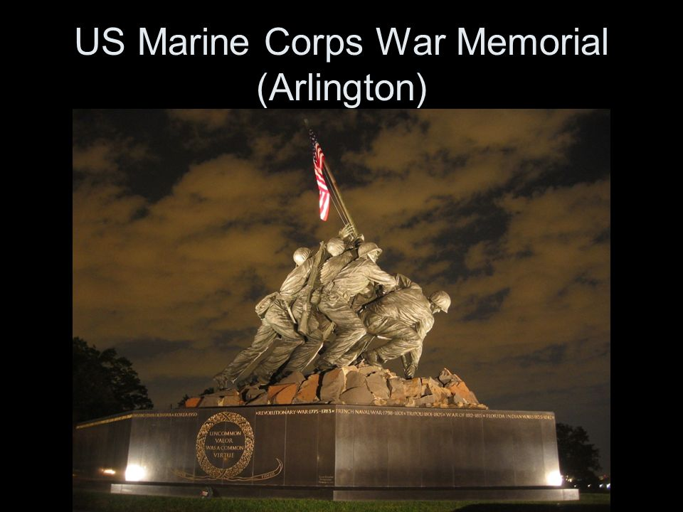 US Marine Corps War Memorial (Arlington)