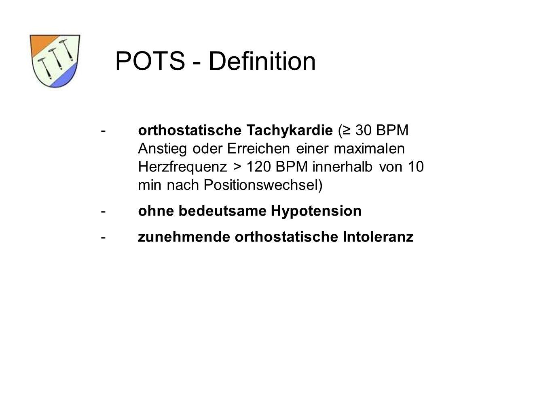 POTS - Definition