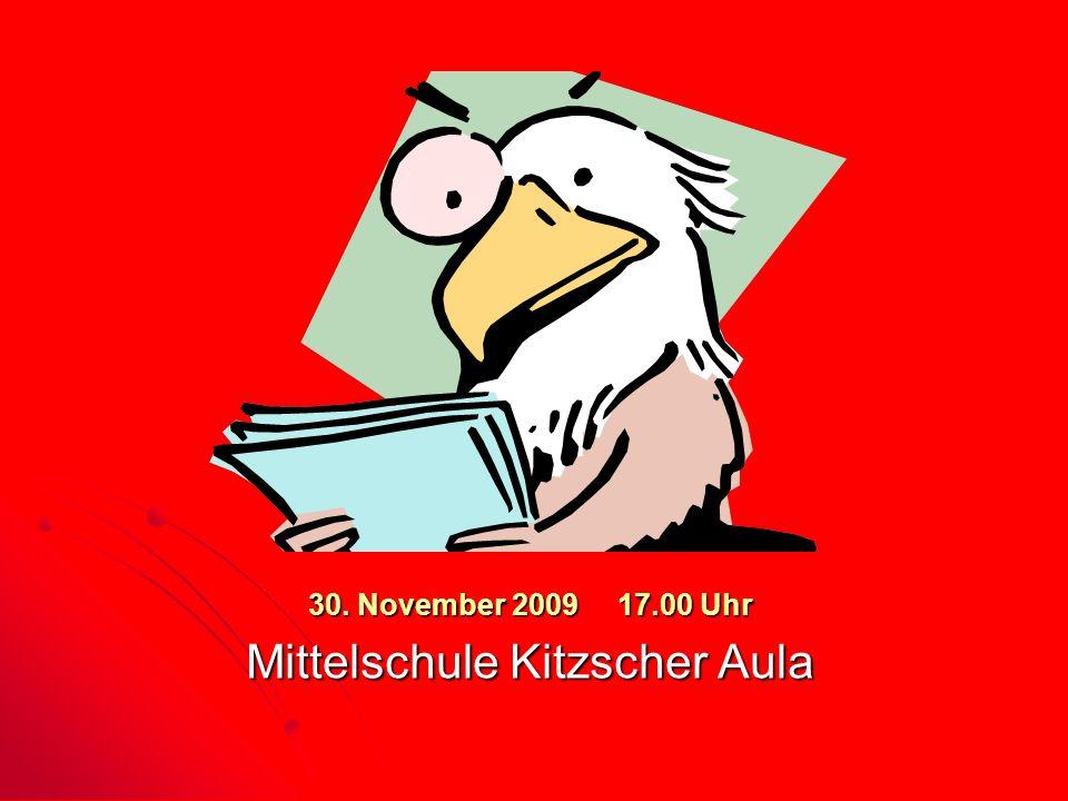 Mittelschule Kitzscher Aula