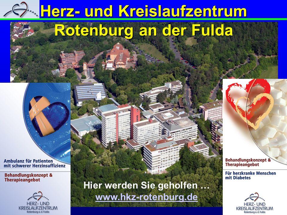 Herz- und Kreislaufzentrum Rotenburg an der Fulda