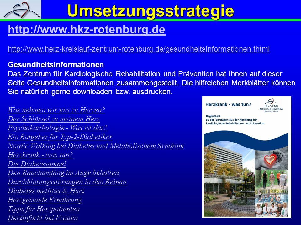 Umsetzungsstrategie http://www.hkz-rotenburg.de