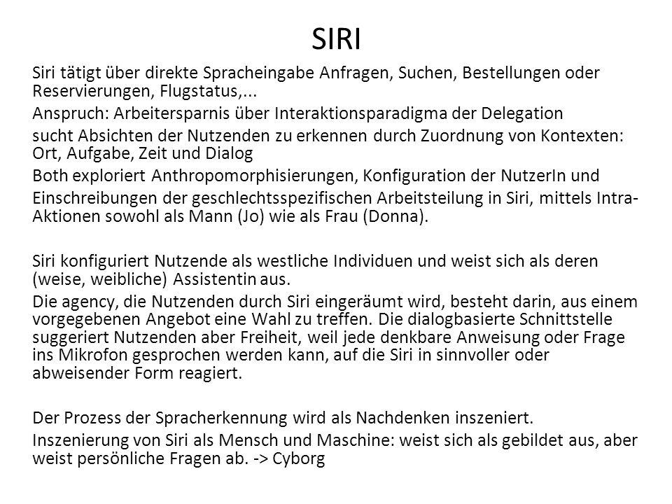 SIRI Siri tätigt über direkte Spracheingabe Anfragen, Suchen, Bestellungen oder Reservierungen, Flugstatus,...
