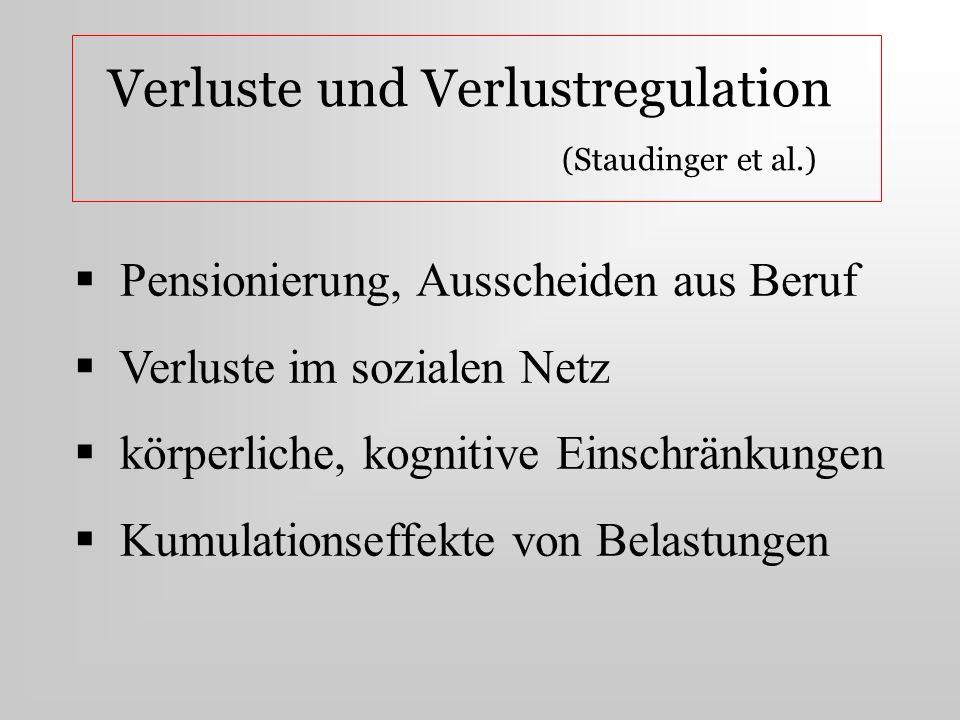 Verluste und Verlustregulation (Staudinger et al.)