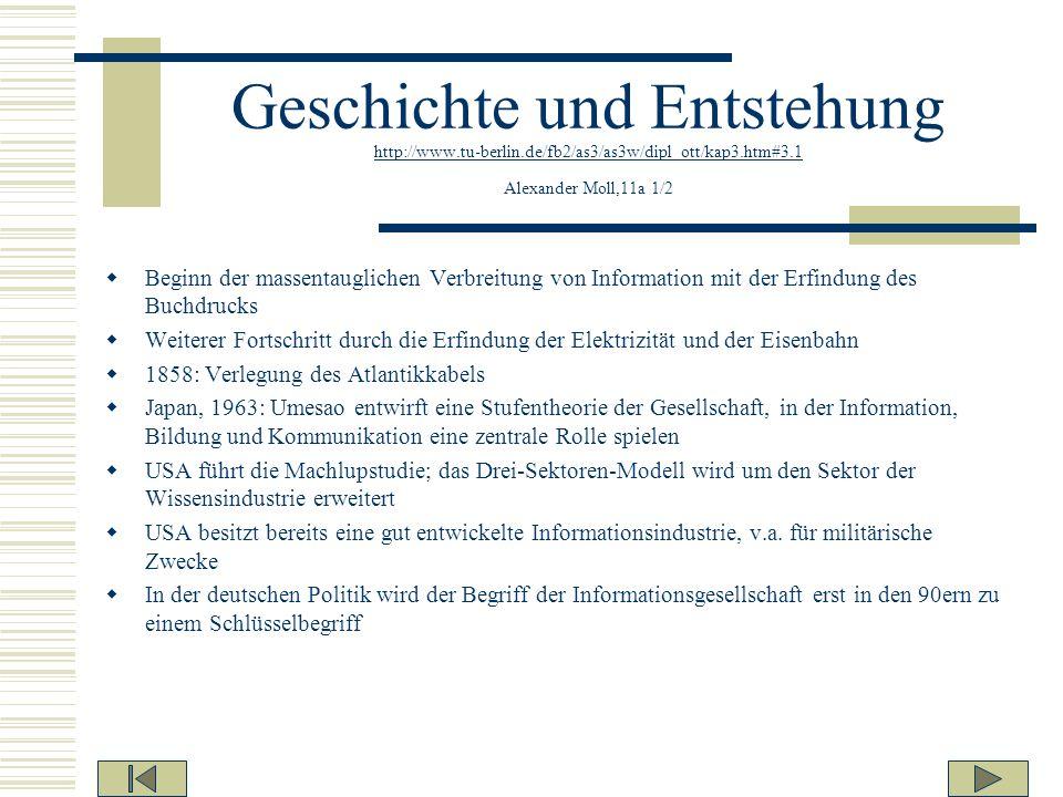 Geschichte und Entstehung http://www. tu-berlin