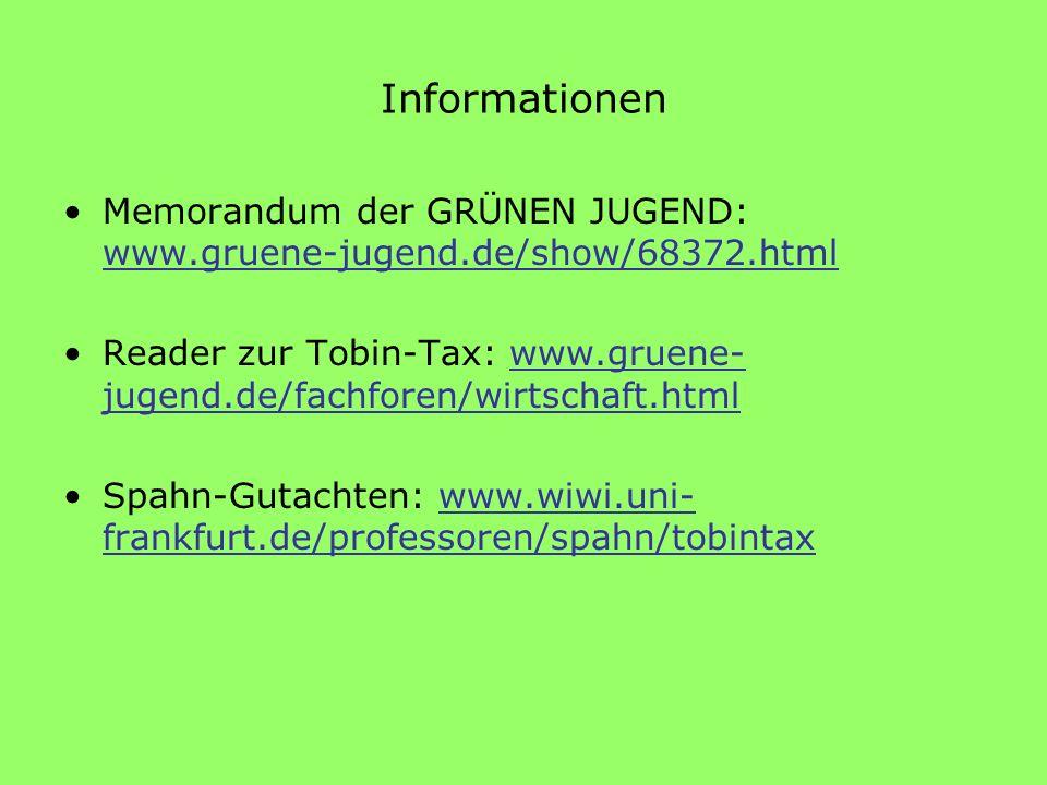 Informationen Memorandum der GRÜNEN JUGEND: www.gruene-jugend.de/show/68372.html.