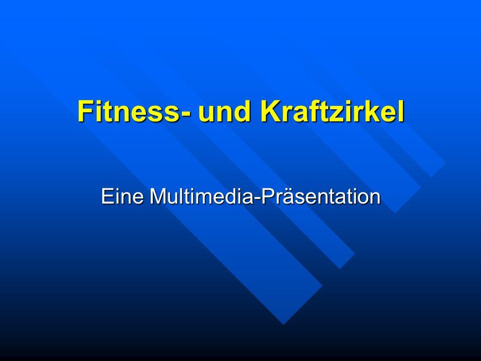 Fitness- und Kraftzirkel