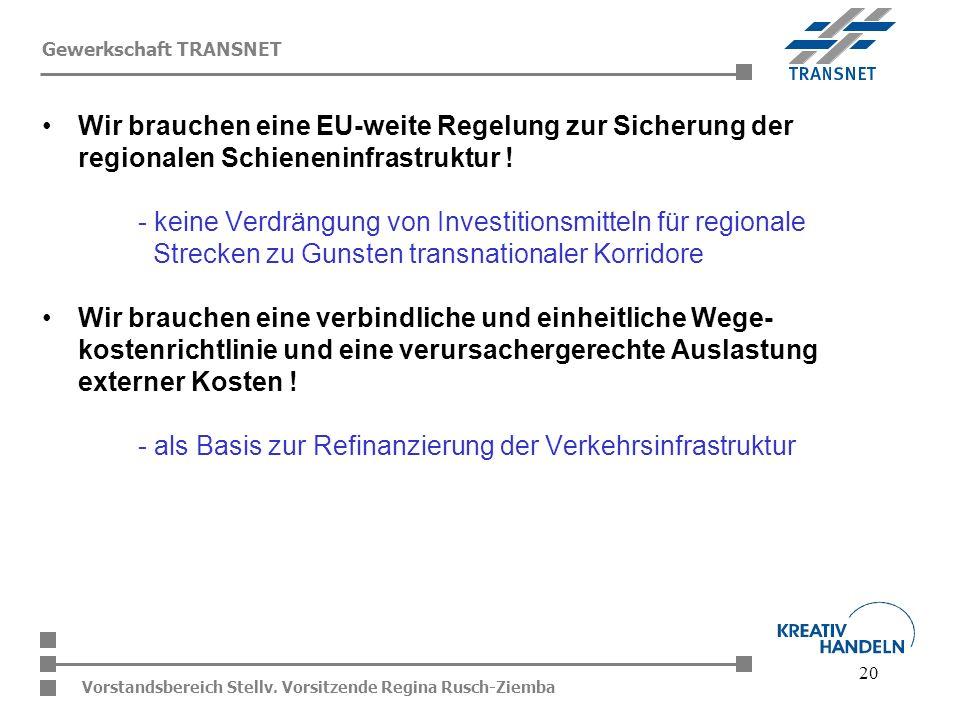 - als Basis zur Refinanzierung der Verkehrsinfrastruktur