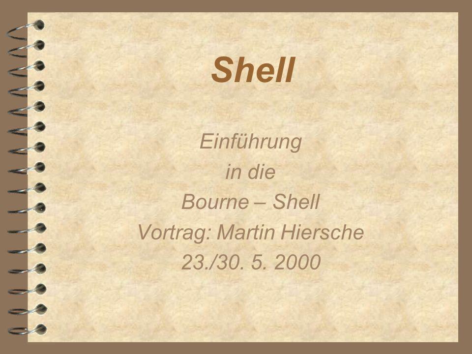 Vortrag: Martin Hiersche
