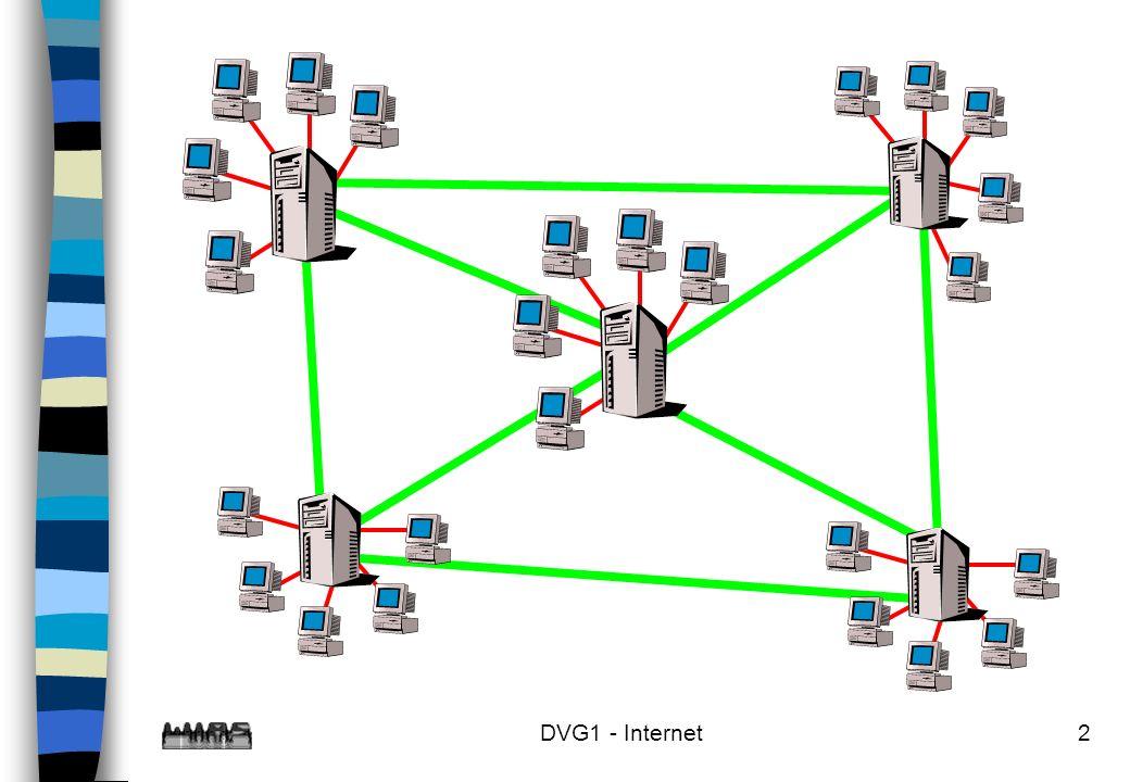 DVG1 - Internet