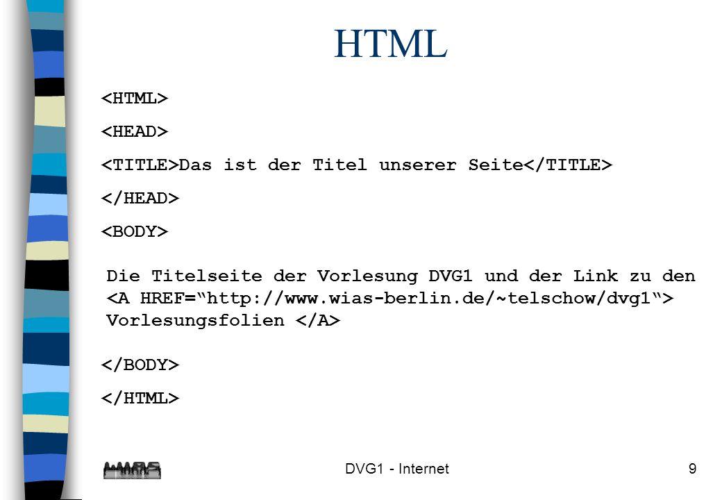 HTML <HTML> <HEAD> </HEAD> <BODY>