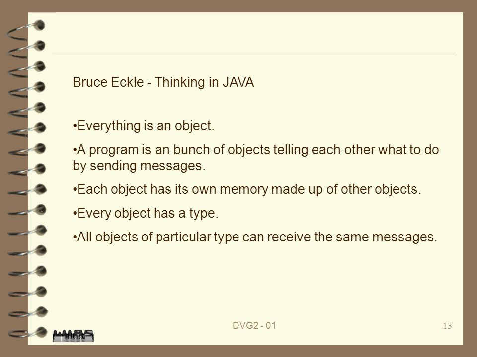 Bruce Eckle - Thinking in JAVA