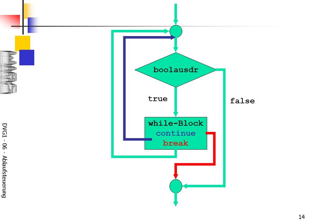 DVG1 - 06 - Ablaufsteuerung