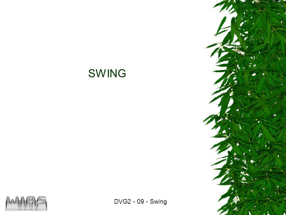 SWING DVG2 - 09 - Swing