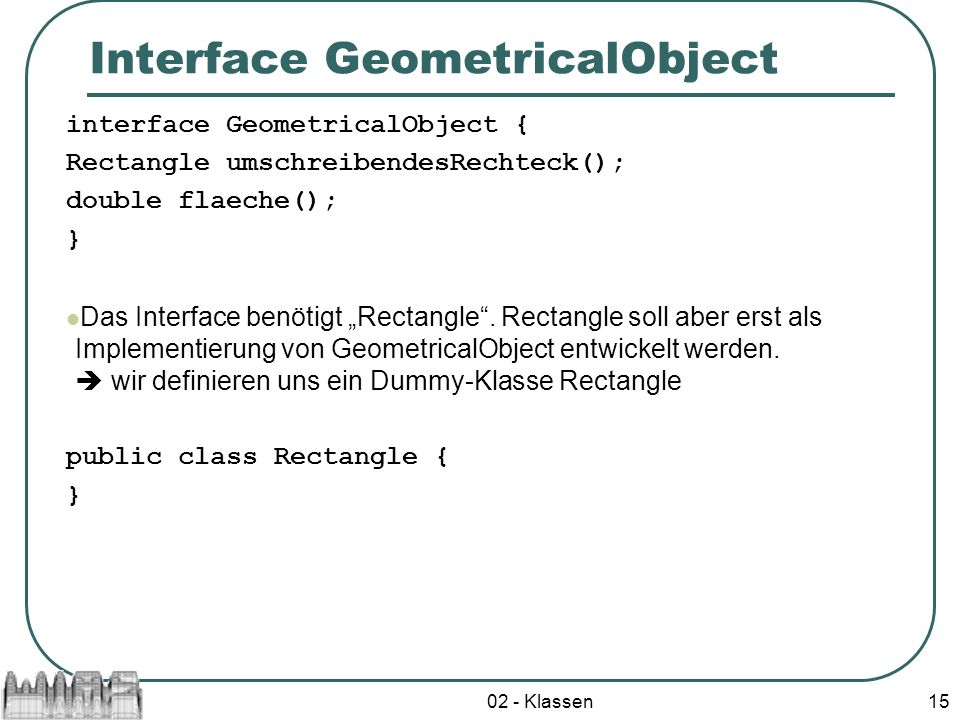 Interface GeometricalObject