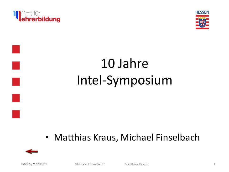 10 Jahre Intel-Symposium