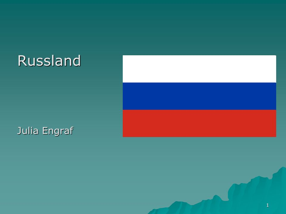 Russland Julia Engraf