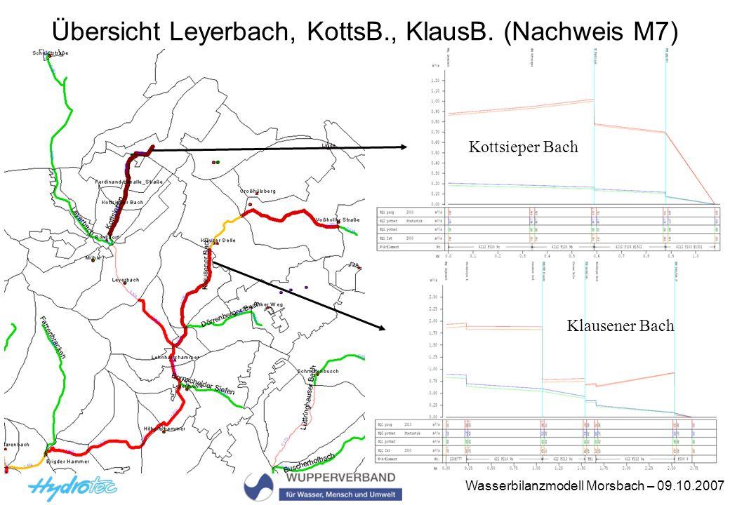 Übersicht Leyerbach, KottsB., KlausB. (Nachweis M7)